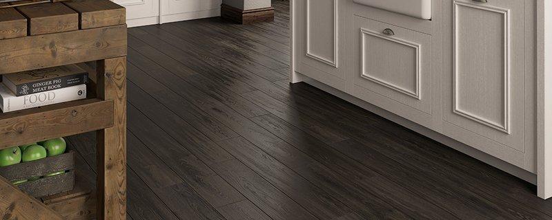 dark flooring ebony
