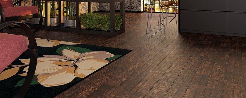 dark flooring acacia