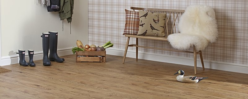 country oak flooring