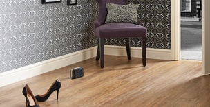 vinyl flooring european walnut