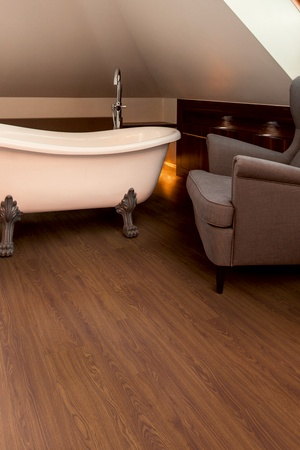 vinyl flooring oak autumn