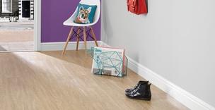 vinyl flooring grey sawn
