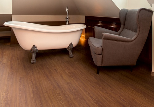 vinyl flooring oak autumn
