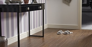 vinyl flooring dark sawn