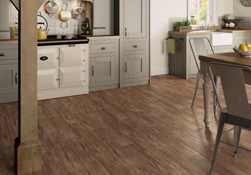 vinyl flooring weathered larch