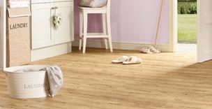 vinyl flooring bleached larch