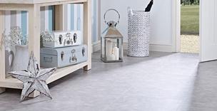 grey vinyl floor tiles