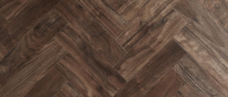 walnut parquet flooring