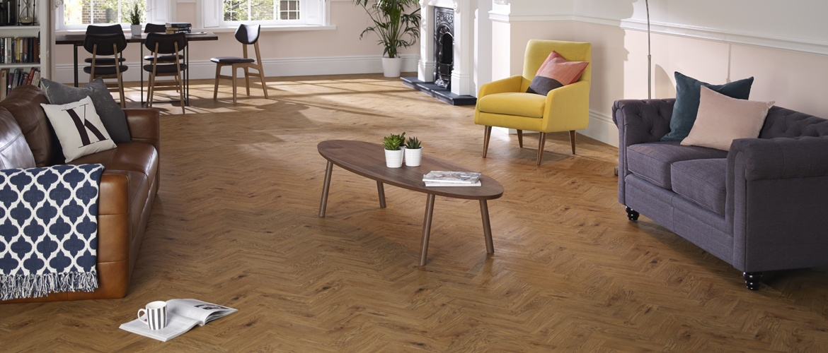 country oak parquet flooring