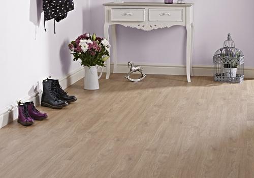vinyl flooring white washed oak