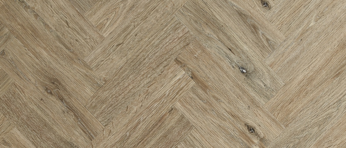 Vinyl Flooring Parquet Limed Oak