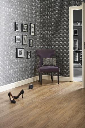 vinyl flooring european walnut