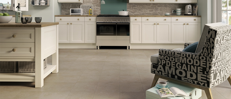 vinyl floor tiles beige stone