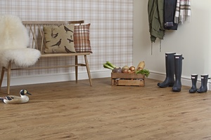 vinyl flooring country oak