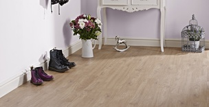vinyl flooring white washed oak